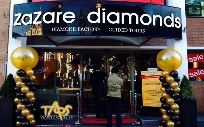 Zazare Diamonds Factory